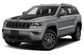 Jeep Grand Cherokee Trim Comparison Chart 2018 Jeep Grand Cherokee Trim Levels Configurations Cars Com