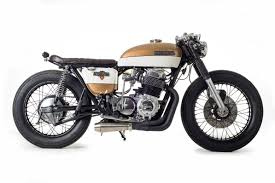 Honda CB750 Caf%C3%A9 Racer 1 cb750 four caf� racer bikebrewers com on new entire wiring harness for cb750 custom cafe racer