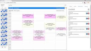 University Timetable Maker Guelph Course Scheduler
