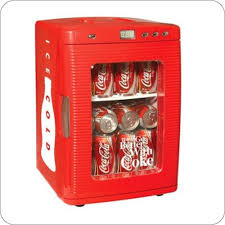 Personal 12 Can Soda Vending Machine Mesmerizing Vending 48 Volt Fridge VF48 Vending Fridge Vending Machine