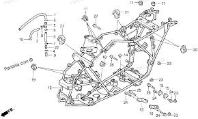 Honda atv schematic diagram honda trx400fa wiring diagram at nhrt info