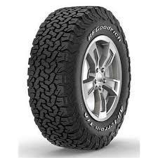 Mud Tire Comparison Chart Bfgoodrich All Terrain T A Ko2 All Season Radial Tire