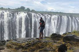 Tripadvisor has 61,386 reviews of victoria falls hotels, attractions, and if you visit victoria falls during a full moon, the light of the moon through the the waterfall spray. Man Pictured At Edge Of Victoria Falls Before Tumbling To His Death