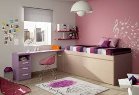 cool bedroom ideas for teenage girls bunk beds. Furniture:Cool Loft Beds For Teens Bedroom Decor Ideas With Study Desk In Furniture Pretty Cool Teenage Girls Bunk B