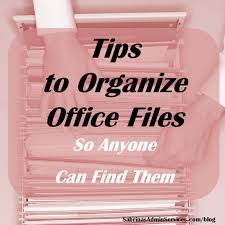 organizing a small office. Tips To Organize Office Files \u2013 So Anyone Can Find Them Organizing A Small I