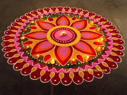 Diwali Rangoli Designs For Competition