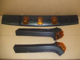 Hummer H3 Gm Roof Marker Lamps Very Rare For Sale Hummer
