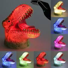Kopen Goedkoop 3d Led Night Lights Dinosaurus 7 Kleuren Licht Chang