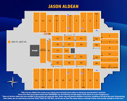 Turning Stone Seating Chart Event Information Fargodome