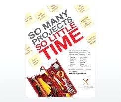 free handyman flyer template free handyman flyers templates printable business card p