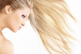 домашнее осветление волос
