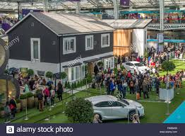 Ideal Home Exhibition Olympia London England A Traditionally