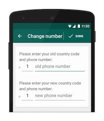 How To Change Your Phone Number How To Change A Whatsapp Phone Number