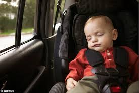 Letting your baby nap in a car seat, swing or bouncer could be ...