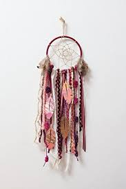 Make Your Own Dream Catchers Amazon Red DIY Dreamcatcher Kit Make Your Own Craft Project 96
