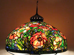 colored glass lighting. Stained Glass Lamp Shades Design Colored Lighting