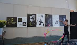 Защита дипломных проектов Высокое профессиональное мастерство продемонстрировали студенты отделения Декоративно прикладное искусство специализации Художественное вышивание