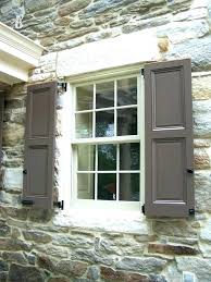 exterior house shutters. Rustic Window Shutter Decoration Exterior House Shutters Ideas Cozy Best Vinyl Picture 4 Of 8 From Outside R