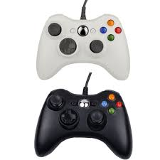 details about 2x usb wired joypad gamepad game controller for windows 7 8 10 xbox 360 joystick