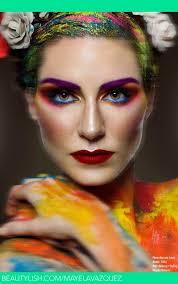 frida kahlo make up and hair inspiration mayela v s mayelavazquez photo beautylish