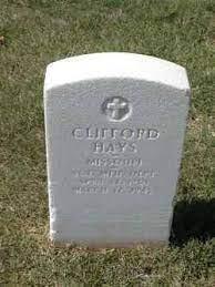 Clifford Hays (1901-1945) - Find A Grave Memorial