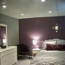 purple and gray bedroom thinking this maybe Brooklyn's room colors |  Quartos | Pinterest | Gray bedroom, Room colors and Bedrooms