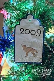 Cub Scout Christmas Tree Ornament - gift to scouts?