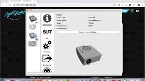 Lr512 Light Rider Using Hardware Manager To Set Up Your Light Rider Lr512 Or Adj Mydmx Go