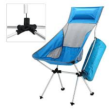 introducing new portable ultralight collapsible moon leisure camping chair with carrying bag for outdoor best bean