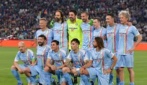 Partita del cuore 2016 roma: The Partita Del Cuore At Allianz Stadium Juventus