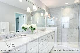 classic white bathroom ideas. White Master Bathrooms Cabinets With Marble Bathroom Decorating Ideas . Classic A