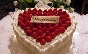 Happy Birthday Cake Wallpaper Gallery