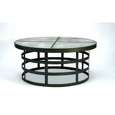round coffee table base metal coffee table fancy round metal and glass coffee table reclaimed round