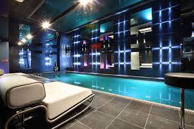 indoor swimming pool design. cool swimming pool bedrooms indoor design