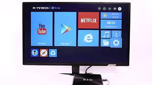 R-TV BOX S10 DDR4 3GB 64GB eMMC Android 7.1 TV Box - YouTube