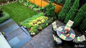 Backyard, Captivating Green Rectangle Vintage Grass Beautiful Backyards  Decorative Flower And Trees Ideas: captivating