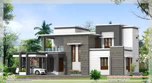 2000 sq feet contemporary villa plan and elevation kerala home