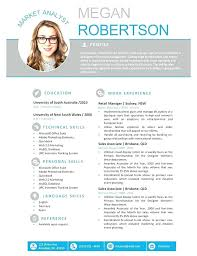 Infographic Resume Template Downloadable Free Resume Word Template ...