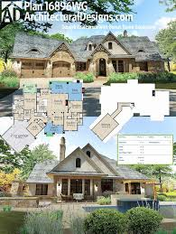 stucco home plans stucco house plans new 2297 best home plan