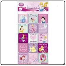Amazon Com Disney Princess Reward Sticker Pack Sticker