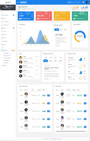 Material Design Template Download Material Design Admin Dashboard Html Template Download