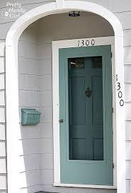 the front door company25 best Storm doors ideas on Pinterest  Shutter colors Andersen