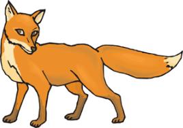 Image result for fox clip art