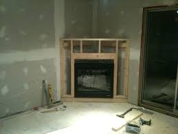 how to build a corner fireplace how to frame around corner gas fireplace google search den how to build a corner fireplace build corner fireplace mantel
