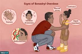 Benadryl Chart For 2 Year Old Is It Safe To Give A Child Benadryl