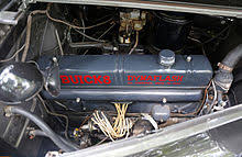 buick straight 8 engine 1939 iteration dynaflash in a series 40 special 248 ci
