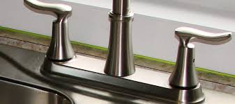 how to fit replace or change a kitchen mixer tap