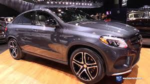 Despite their similar names, a vast gulf in price and performance. 2016 Mercedes Benz Gle Class Gle 450 Amg Coupe Exterior And Interior Walkaround 2015 La Auto Show Youtube