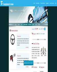 auto parts website template 60 fantastic automobile car dealer website templates