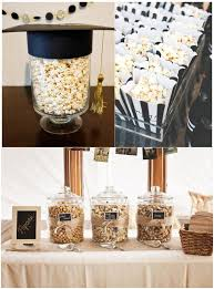 black and gold table decoration ideas food table